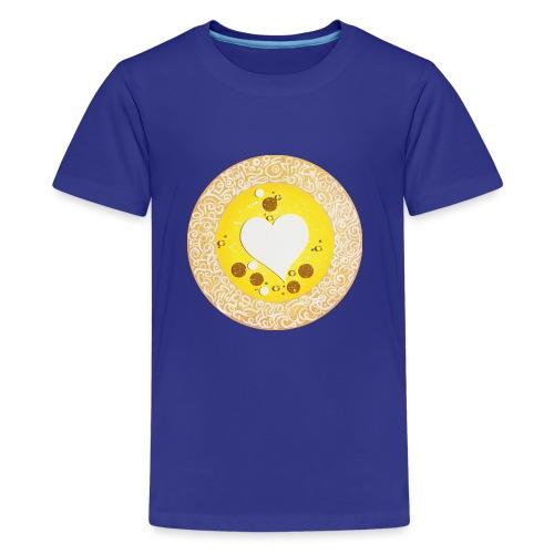 Sternentor der Wertschätzung - Teenager Premium T-Shirt