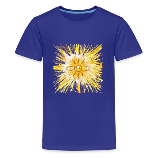 Sternentor der LichtKraft - Sonja Ariel von Staden - Teenager Premium T-Shirt