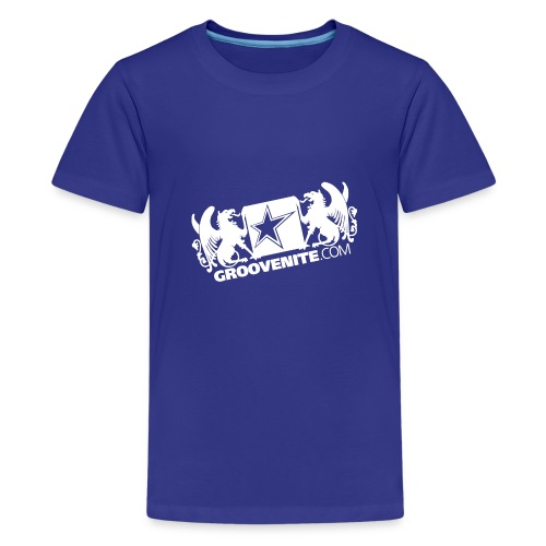 Groovenite.com - Teenager Premium T-Shirt