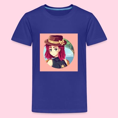 Juliette Badge - T-shirt Premium Ado