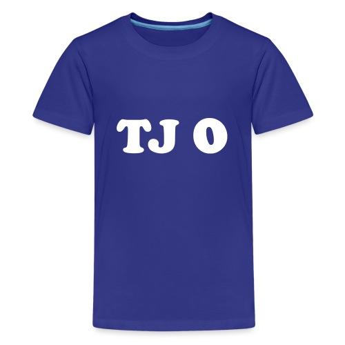 TJ 0 - Teinien premium t-paita