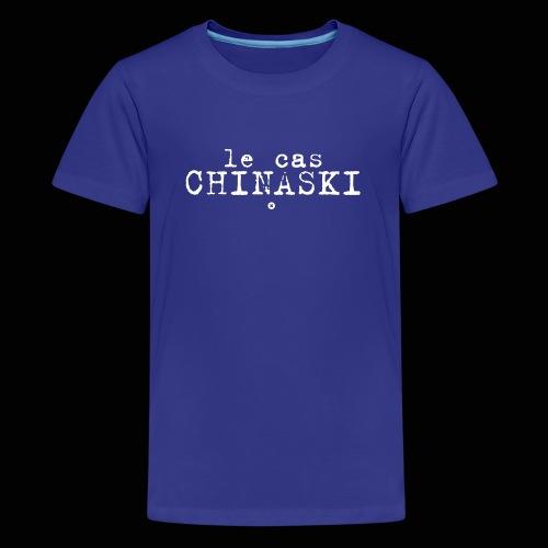Le Cas Chinaski - T-shirt Premium Ado