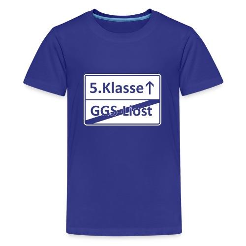 GGSLi Ost Abschieds Tshirt - Teenager Premium T-Shirt