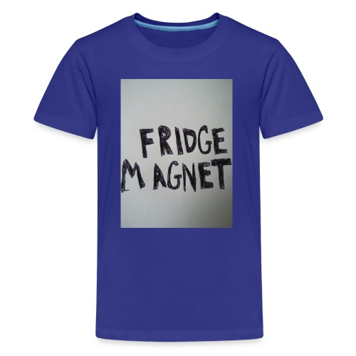 Fridge magnet - Teenage Premium T-Shirt