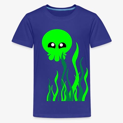 Little Cthulhu - Teenage Premium T-Shirt