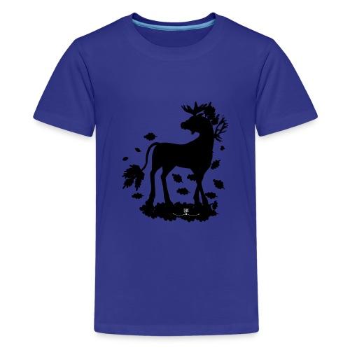 Energiewesen Alcunia - Teenager Premium T-Shirt