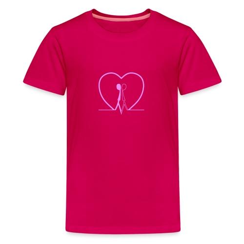 Non aver paura dell'uguaglianza... Man man PINK - Maglietta Premium per ragazzi