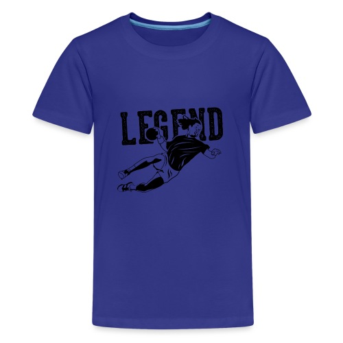Legend Handball - T-shirt Premium Ado