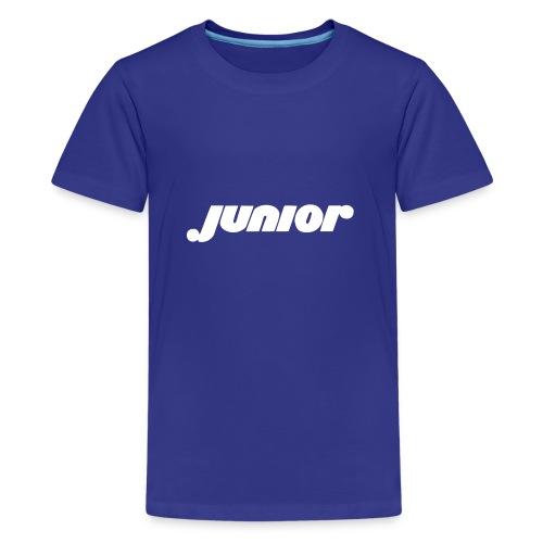 Babymütze junior - Teenager Premium T-Shirt