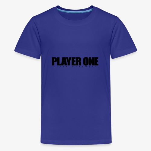GET READY PLAYER ONE! - Teenager premium T-shirt