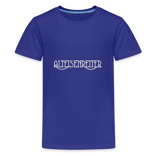 Alteisenreiter - Teenager Premium T-Shirt