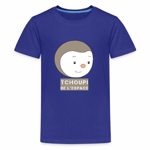 Tchoupi de l'Espace ! - T-shirt Premium Ado