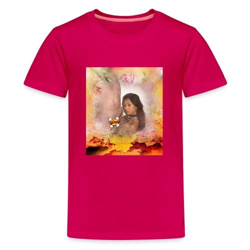 Herbstsinfonie - Teenager Premium T-Shirt