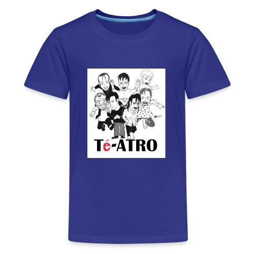 Gruppo cuscinoSolo Autore 2 jpg - Maglietta Premium per ragazzi