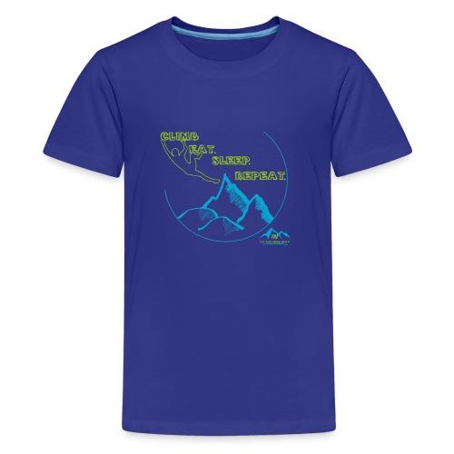 Grimpe - T-shirt Premium Ado