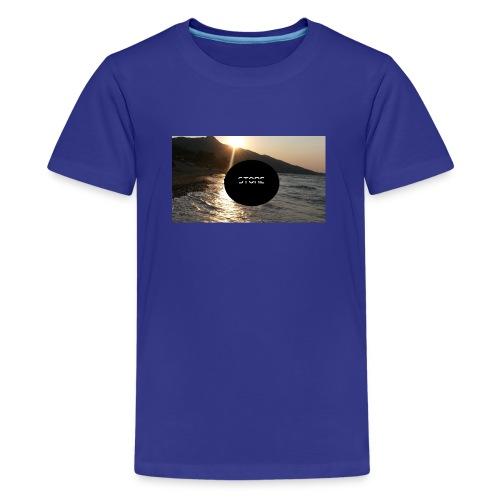 Mousepad - Teenager Premium T-Shirt