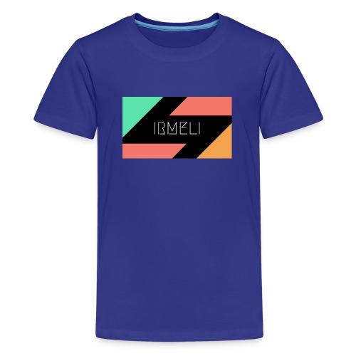 1 - Teinien premium t-paita