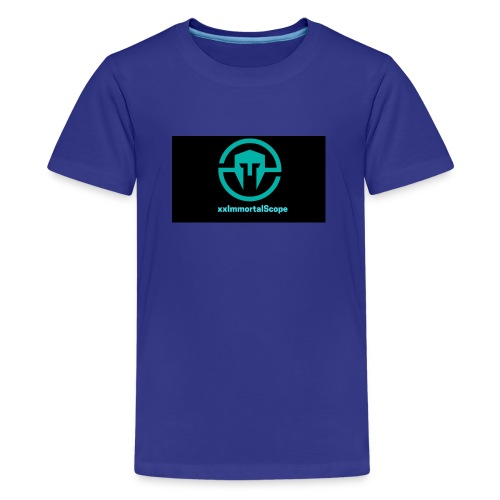 xxImmortalScope throwback - Teenage Premium T-Shirt
