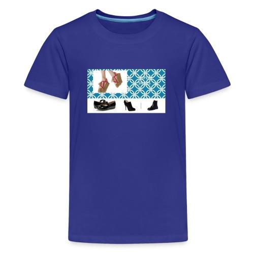 PORTADA - Camiseta premium adolescente