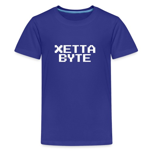 Xettaswag - Teenage Premium T-Shirt