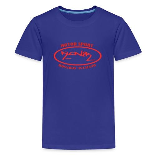 klonik motor sport - Camiseta premium adolescente