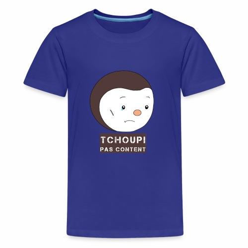 Tchoupi pas content ! - T-shirt Premium Ado