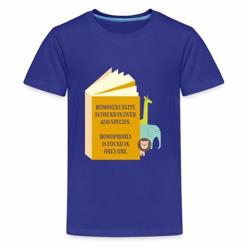 Species - Maglietta Premium per ragazzi