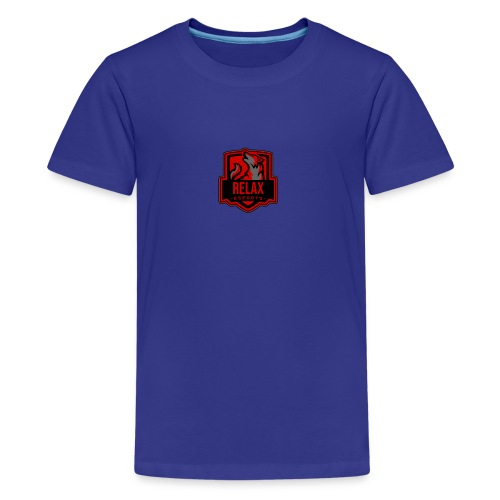 Relax E-sports - Teenager Premium T-shirt