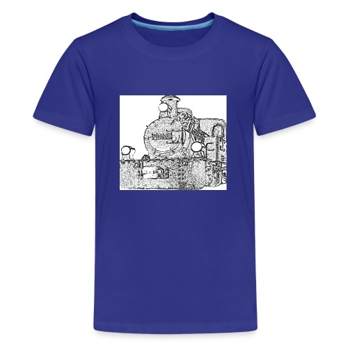 JLKB Logo 1 JPG - Teenager Premium T-Shirt