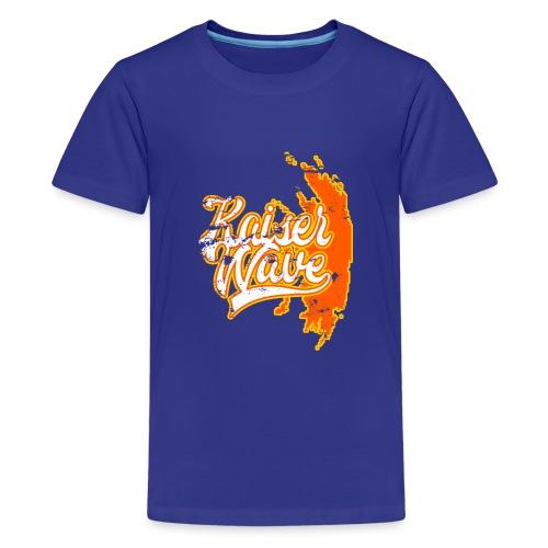 Kaiser Wave - T-shirt Premium Ado