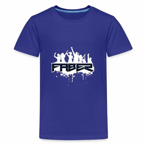 Faber - Teenager Premium T-shirt
