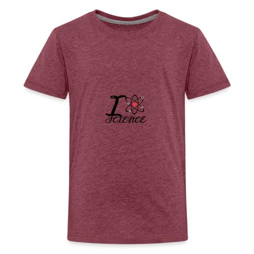 Science - Teenager Premium T-Shirt