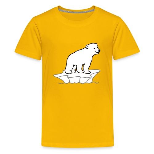 Eisbaer - Teenager Premium T-Shirt