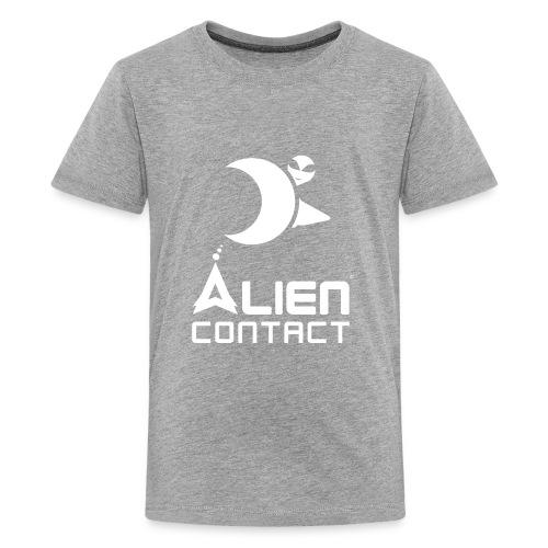 Alien Contact - Maglietta Premium per ragazzi
