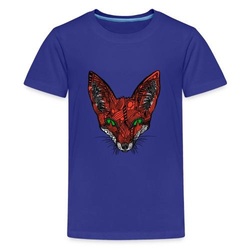 Rev - Premium T-skjorte for tenåringer