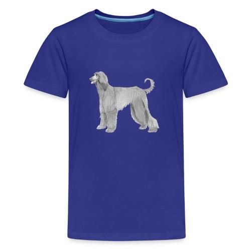 afghanskMynde - Teenager premium T-shirt