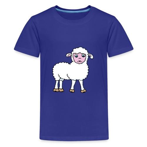 Minos le petit agneau - T-shirt Premium Ado