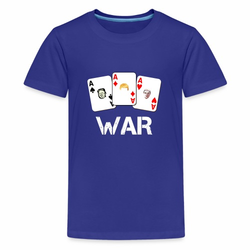 WAR / Guerra - Maglietta Premium per ragazzi