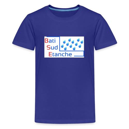 bati sud etanche logo Copie - T-shirt Premium Ado