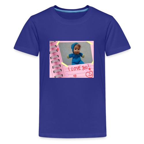 FIAMMIFERINO_LOVE-png - Maglietta Premium per ragazzi