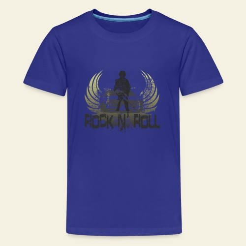 rock n roll camaro - Teenager premium T-shirt