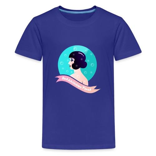Retro Shower - Teenager premium T-shirt