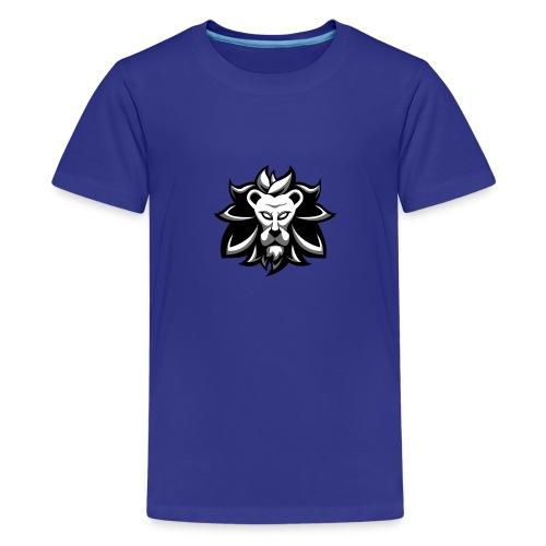 Jerano black and white - Teenager Premium T-shirt