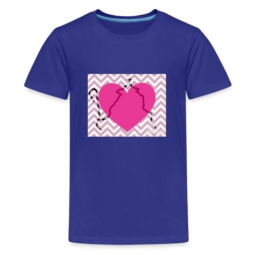 Divina pastora - Camiseta premium adolescente