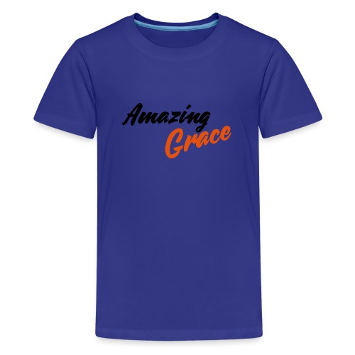amazing grace - T-shirt Premium Ado