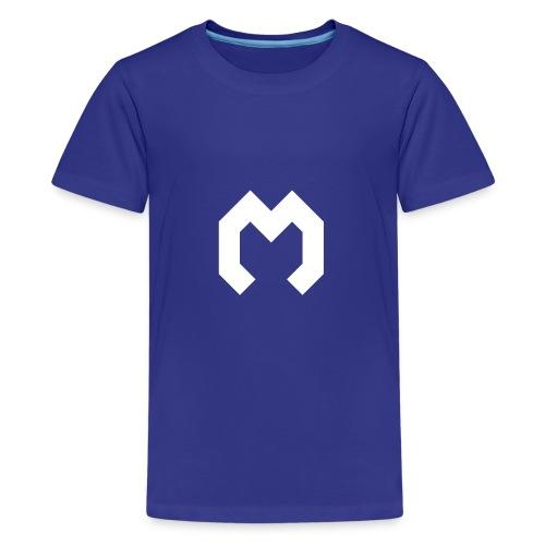 Logo ManuGraphics - Camiseta premium adolescente