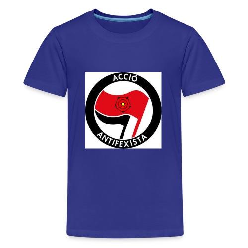 Acció Antifa - Camiseta premium adolescente