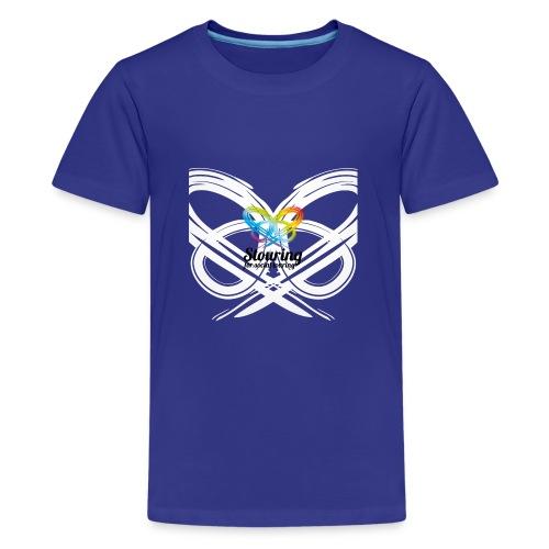 Logo Stouring sac toile png - T-shirt Premium Ado