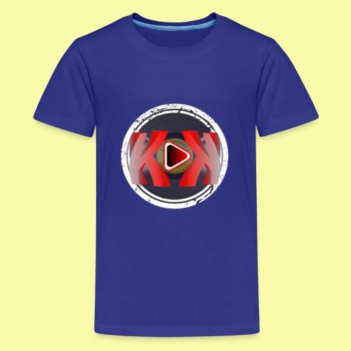 ELEKTRUNK LOGO - T-shirt Premium Ado