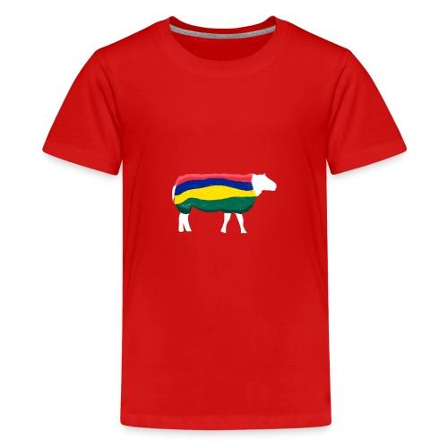 Schaap van Terschelling - Teenager Premium T-shirt